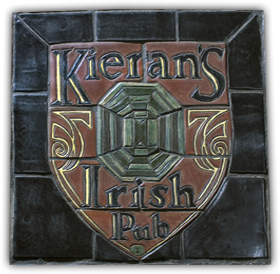 KIERAN'S IRISH PUB, The AWP Book Reading, a celebration of American Fiction 13 (April 9, 2015, from 4-6 at 85 6th St. N, Minneapolis, MN  55403).